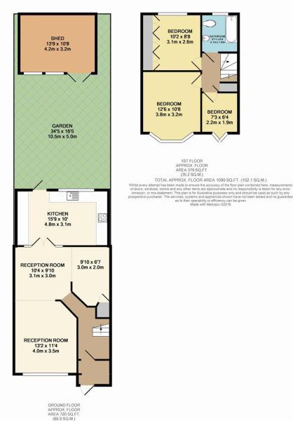 Floor Plan - 31 Hyde