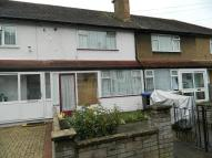 Terraced home in Middleham Road, Edmonton...