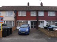 Terraced house in Avondale Crescent...