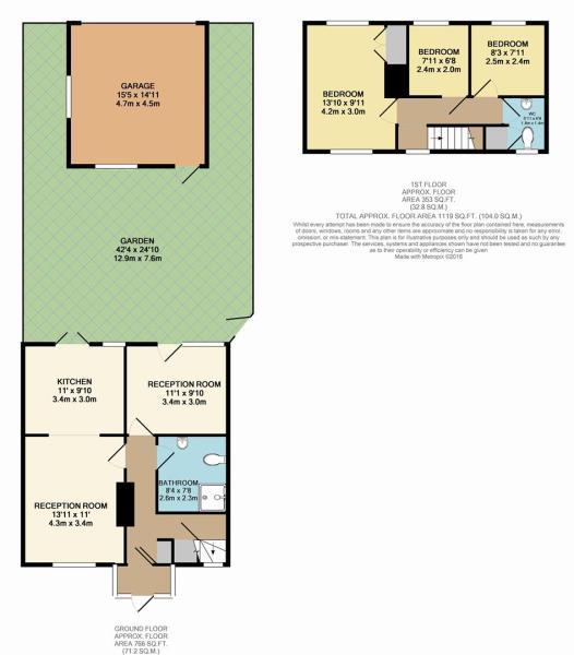 Floor Plan - 12 Tybe