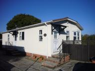 Park Home for sale in Tarvin Road, Alvanley...