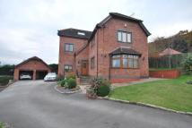 Detached home in Chester Road, Helsby...