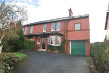 semi detached home in Chester Road, Helsby...