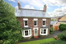 Detached home for sale in Manley Road, Frodsham...