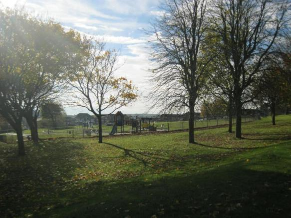 view of local park