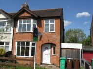 3 bedroom semi detached house in Charlbury Road, Wollaton...