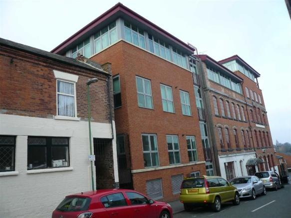 2 Bedroom Apartment For Sale In Portland Square Portland Road Nottingham Ng7