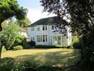 Detached house in Egerton Road, Woodthorpe...