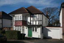 CORRINGHAM ROAD Detached house for sale
