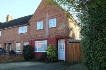 semi detached property to rent in Hampden Road, Ashford...