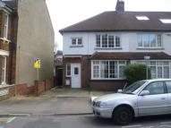 Boundary Road semi detached property to rent