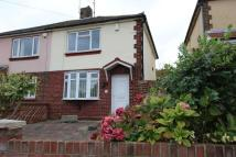 2 bedroom semi detached home in Mill Lane, Chatham, ME5