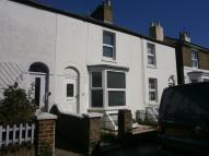 Terraced house in Wellington Road, Deal...