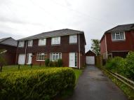 semi detached property in Mill Lane, Nonington...