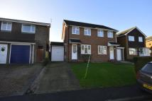 3 bed semi detached property in Clifford Gardens, Deal...