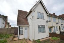semi detached house in Brown Road, Gravesend...