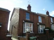 2 bedroom semi detached house to rent in Cambrian Road...