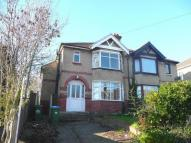 Semi-Detached Bungalow to rent in Arnold Road, Southampton...