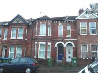 Terraced property in Tennyson Road...