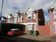 Portswood Road semi detached property to rent
