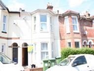 semi detached house in Thackeray Road...