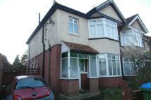 property to rent in Blenheim Gardens, Southampton, SO17