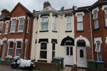 Flat to rent in Shakespeare Avenue...