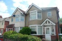 property to rent in Granby Grove, Southampton, SO17