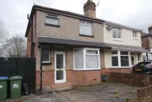 Norham Avenue semi detached house to rent