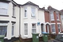 property to rent in Thackeray Road, Southampton, SO17