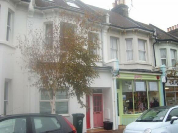 1 Bedroom Flat To Rent In Upper Hamilton Road Brighton Bn1 Bn1