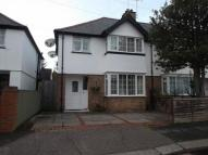 3 bed semi detached house in Havelock Road...