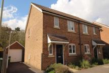 3 bed semi detached property to rent in Columbus Drive...