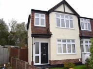 3 bedroom semi detached house in Hillcrest Road, Bromley...