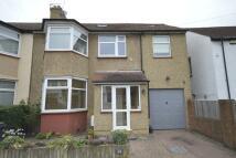 5 bed semi detached home in Burney Avenue, Surbiton...