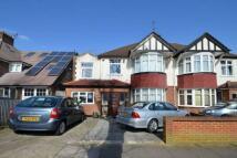 semi detached home in Elgar Avenue, Surbiton...