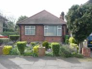 2 bed Detached Bungalow in Cranmer Road...