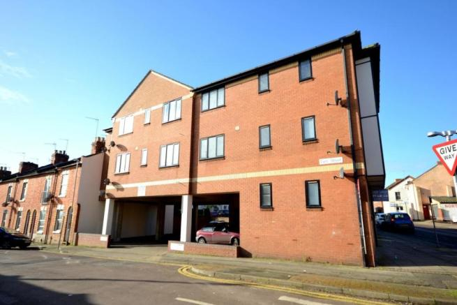1 Bedroom Flat To Rent In Cyril Street Abington