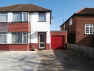 3 bed semi detached house in Crawford Road, Hatfield...