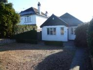 Watford Road Detached Bungalow to rent