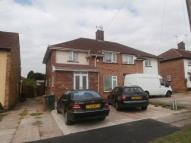 semi detached property to rent in Romilly Drive, Watford...