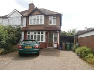 Sandringham Road semi detached property to rent