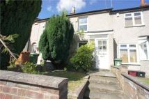 Terraced property for sale in Abbey Crescent...