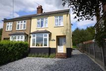 3 bed semi detached house in Woodhill Road, Chelmsford