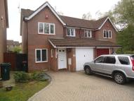 3 bedroom semi detached house in Matthews Drive...