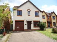 Detached home to rent in Ritchie Close...