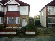 semi detached property in Upton Road, Edmonton