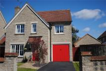 4 bed Detached house in Labourham Way, CHEDDAR...