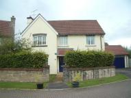 Detached house to rent in Glebelands Close...