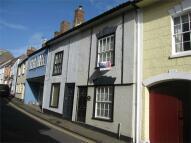 3 bedroom Terraced home in High Street, AXBRIDGE...